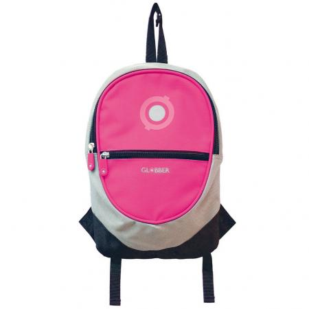 524-132 Рюкзак Globber для самокатов Junior Black/Neon Pink 524 110 рюкзак globber для самокатов junior deep pink