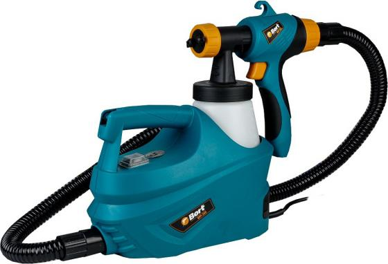 Краскопульт BORT BFP-350 paint spray gun bort bfp 110n