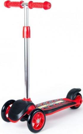Самокат трехколёсный R-Toys MIDI ORION красный