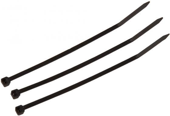 Кабельные хомуты REV Ritter 140х3,2мм 100шт Черные