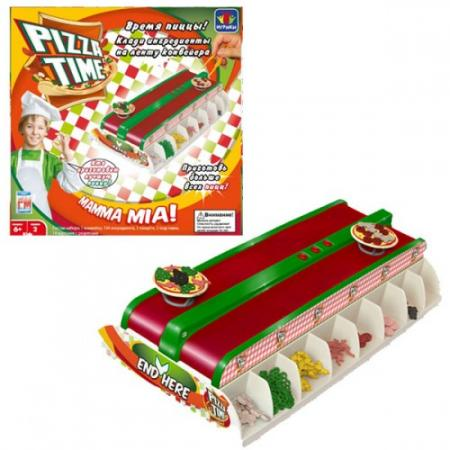 Интерактивная игрушка Fotorama Pizza Time 1026 от 6 лет
