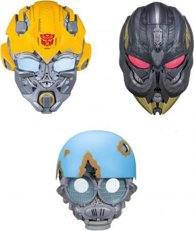 Игрушка электронная маска Трансформеров hasbro transformers c0888 электронная маска трансформеров