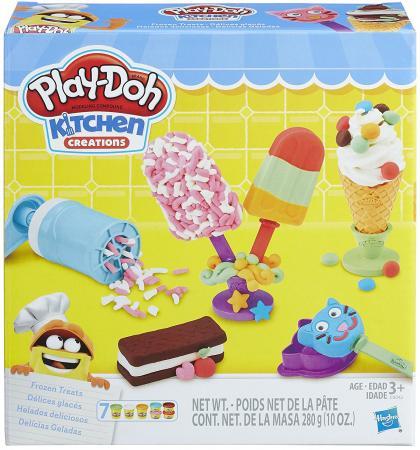 Игровой набор Плей-До Создай любимое мороженое игровой набор play doh битва халка