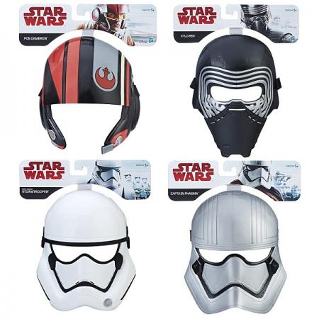 Игрушка Hasbro Star Wars маска ЗВЕЗДНЫЕ ВОЙНЫ цена