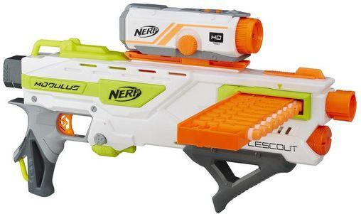 Бластер Hasbro Nerf Modulus Recon Battlescout B1756EU4 детский дартс hasbro nerf a4487