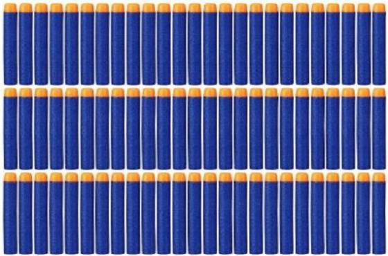 Набор стрел для бластеров Hasbro НЁРФ: Н-страйк Элит синий A0313 набор для аэробоулинга с подсветкой супер страйк bowling game with hower ball