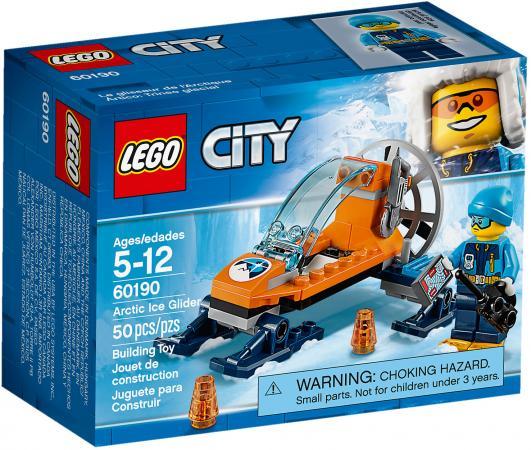 Конструктор LEGO City: Арктическая экспедиция Аэросани 50 элементов конструктор lego city арктическая экспедиция аэросани 50 элементов