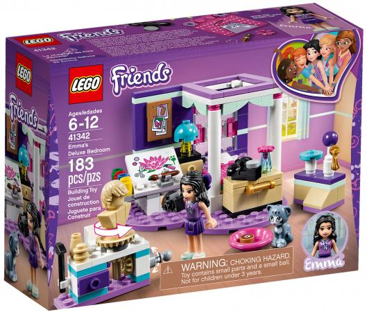 Конструктор LEGO Friends: Комната Мии 183 элемента 41342