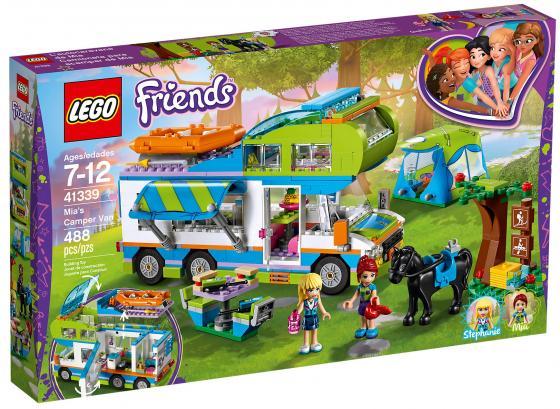 Конструктор LEGO Friends: Дом на колёсах 488 элементов 41339