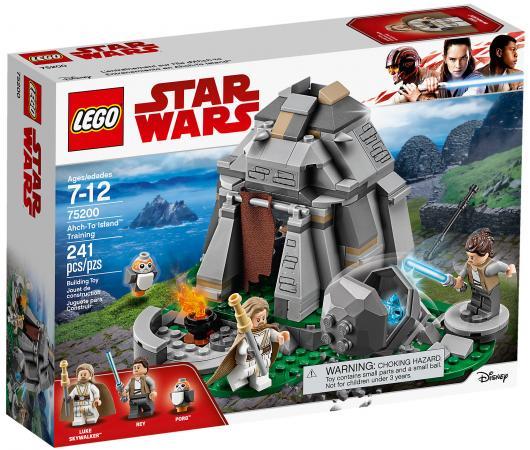 Конструктор LEGO Star Wars: Тренировки на островах Эч- 241 элемент 75200