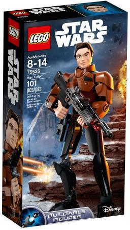 Конструктор LEGO Star Wars: Хан Соло 101 элемент 75535
