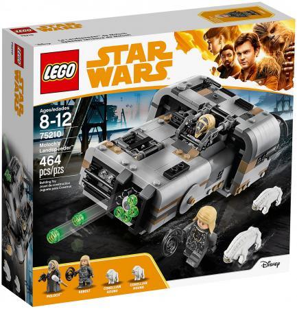 конструктор lego star wars спидер охотника за головами 75167 Конструктор LEGO Star Wars: Спидер Молоха 464 элемента 75210