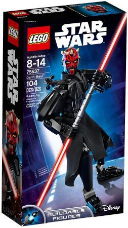 Конструктор LEGO Star Wars: Дарт Мол 104 элемента 75537