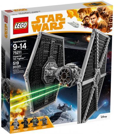 Конструктор LEGO Star Wars: Имперский истребитель СИД 519 элементов 75211 lego конструктор сид дарта вейдера против a wing star wars 75150