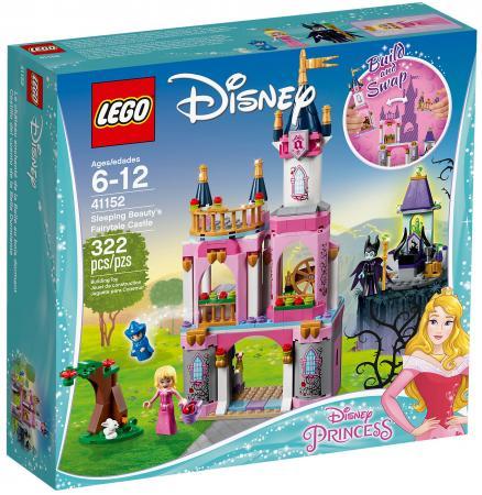 Конструктор LEGO Disney Princess: Сказочный замок Спящей Красавицы 322 элемента 41152 парик спящей красавицы uni