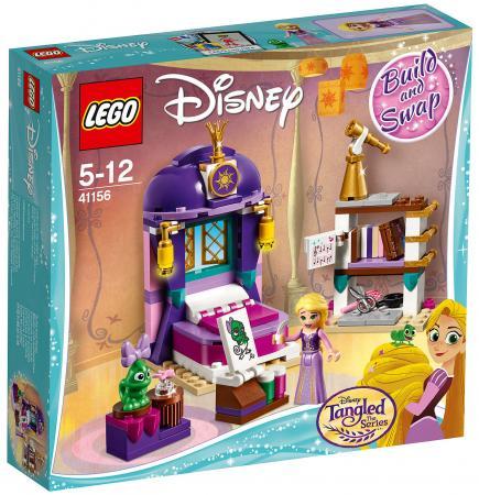 Конструктор LEGO Disney Princess: Спальня Рапунцель в замке 156 элементов 41156