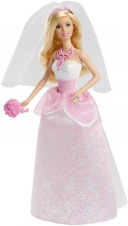 Кукла MATTEL Сказочная невеста CFF37 mattel mattel кукла золушка принцессы диснея балерина