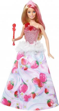 Игрушка Barbie Конфетная принцесса mattel mattel кукла barbie конфетная карета