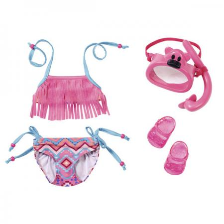 Одежда для кукол Zapf Creation Одежда для летнего отдыха одежда