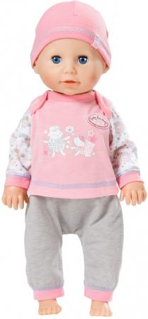 Кукла ZAPF Creation Беби Анабель 43 см плачущая 626368