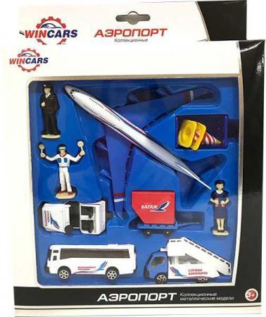 Набор Wincars аэропорт разноцветный 86048-PT2028SN