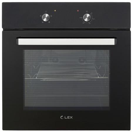 Электрический шкаф LEX EDM 040 BL черный