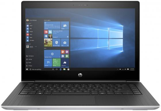 Ноутбук HP ProBook 440 G5 14 1920x1080 Intel Core i3-8130U 128 Gb 4Gb Intel HD Graphics 620 серебристый Windows 10 Professional 3QM68EA ноутбук hp probook 440 g5 3qm70ea