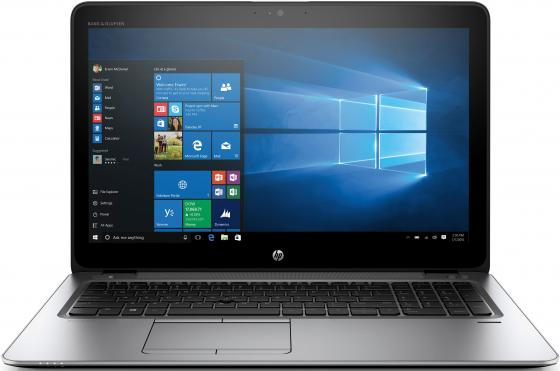 Ноутбук HP EliteBook 850 G3 15.6 1920x1080 Intel Core i7-6500U 1 Tb 512 Gb 16Gb Intel HD Graphics 520 серебристый Windows 10 Professional V1C13EA ноутбук hp elitebook 820 g4 12 5 1920x1080 intel core i7 7500u
