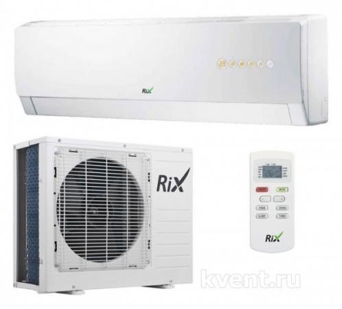 Сплит-система RIX Prime Plus I/O-W07PA белый used original cp1h x40dt d cp1h plc controller cpu for omron sysmac 40 i o transistor 24v encoder pulse counter