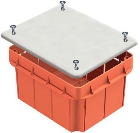 Коробка распаячная ТДМ SQ1403-1026 172х96х45мм крышка пл. лапки IP20