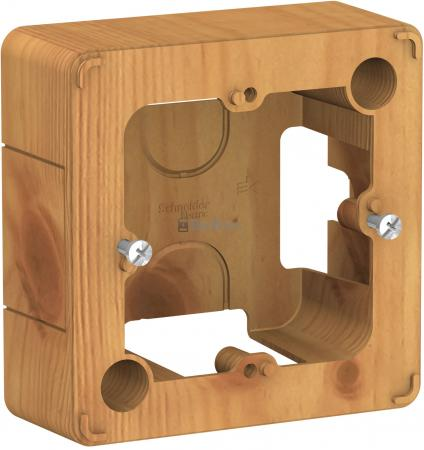 Коробка SCHNEIDER ELECTRIC BLNPK000015 подъемная сп blanca с возм. соед. нескольких коробок ясень коробка schneider electric blnrk000015