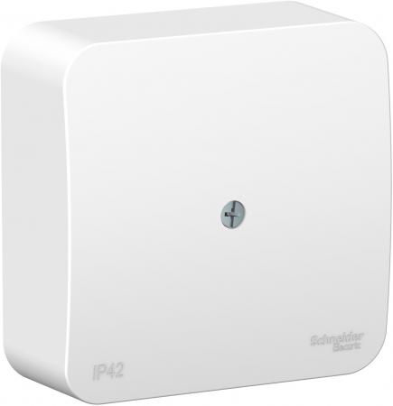 Коробка SCHNEIDER ELECTRIC BLNRK000011 распределительная оп blanca ip42 бел. коробка schneider electric blnrk000015