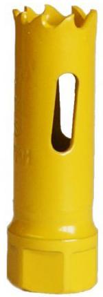 Коронка биметаллическая ЭНКОР 24316 по металлу ф16мм