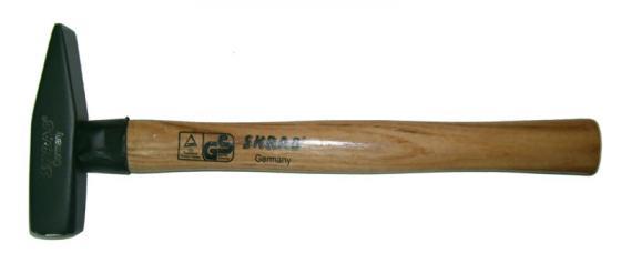 Молоток слесарный SKRAB 20006 800г деревянная ручка молоток слесарный skrab 20007 1000г деревянная ручка