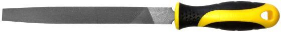 Напильник BERGER BG1150 плоский с рукояткой 200мм
