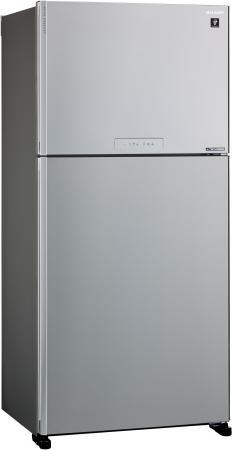 Холодильник Sharp SJXG55PMSL серебристый