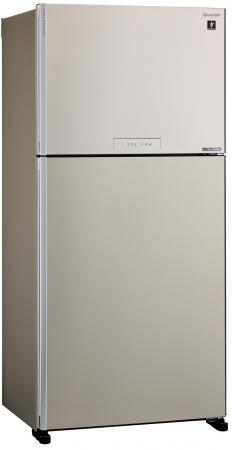 Холодильник Sharp SJXG60PMBE бежевый все цены