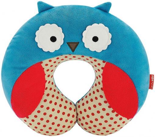 Подушка для путешествия Сова электронные игрушки skip hop детский музыкальный телефон сова