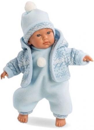 Кукла Кукуй 30 см со звуком llorens кукла 48 см llorens