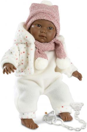 Кукла Кукуй мулат 30 см со звуком llorens кукла 48 см llorens