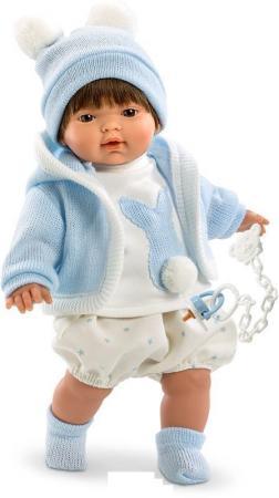 Кукла Карлос 33 см со звуком кукла хейди 33 см llorens