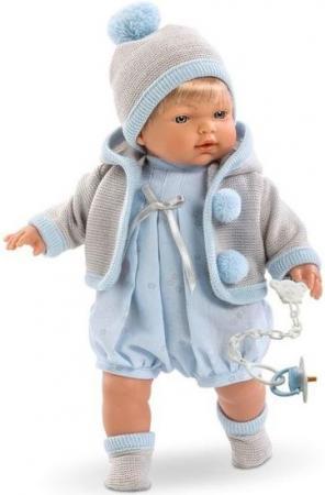 Кукла Роберт 33 см со звуком карапуз кукла рапунцель со светящимся амулетом 37 см со звуком принцессы дисней карапуз