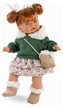 Кукла Llorens Кейт 38 см со звуком 536557 кукла лорана llorens 38 см