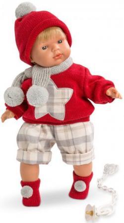 Кукла Саша 38 см со звуком кукла лола 38 см со звуком