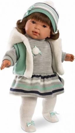 Кукла Карла 42 см со звуком llorens кукла 48 см llorens