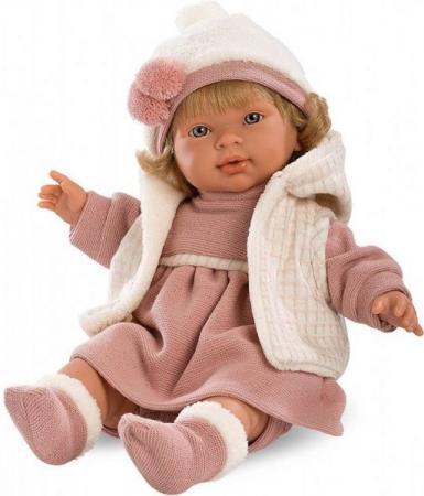 Кукла Марина 42 см со звуком кукла пиппа 42 см со звуком