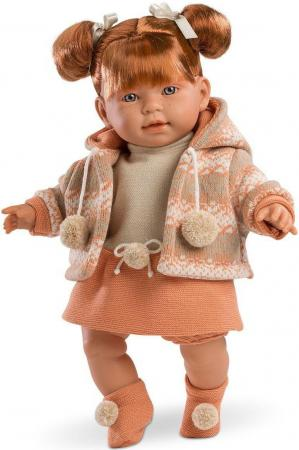 Кукла Llorens Амелия 42 см плачущая 42332 llorens кукла валерия 28 см llorens