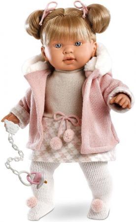 Кукла Джулия 42 см со звуком карапуз кукла рапунцель со светящимся амулетом 37 см со звуком принцессы дисней карапуз
