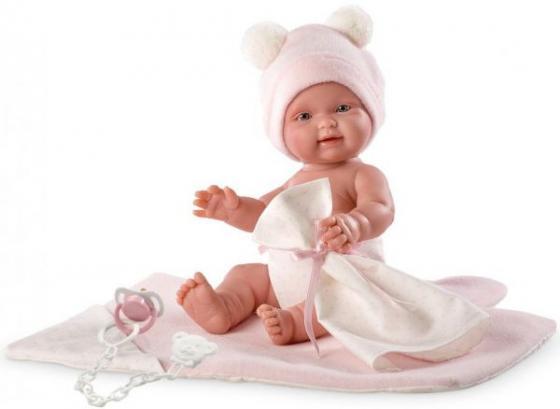 Кукла Llorens Бэбита Роза 26 см 26266 кукла llorens елена 35 см 53518