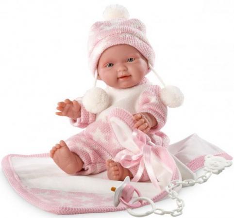Кукла Llorens Роза 26 см 26270 кукла бэбита роза 26 см llorens